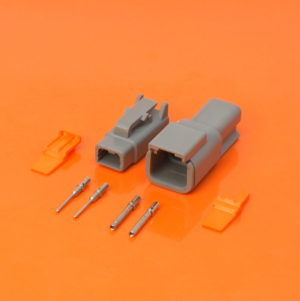 2 Way DTM Series Kit DTM06-2S DTM04-2P