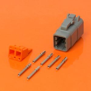 6 Way DTM Series Kit DTM06-6S