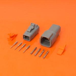 4 Way DTM Series Kit DTM06-4S DTM04-4P