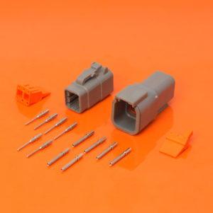 6 Way DTM Kit DTM06-6S DTM04-6P