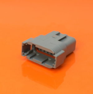 12 Way DTM Receptacle Housing DTM04-12PA