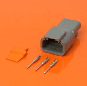 3 Way DTM Series Kit DTM04-3P