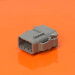 8 Way Plug Housing DTM06-08SA