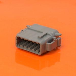 12 Way Plug Housing DTM06-12SA