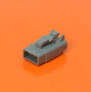3 Way Plug Housing DTM06-3S