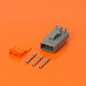 3 Way DTM Series Kit DTM06-3S