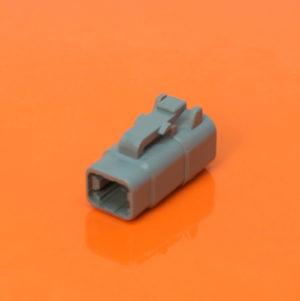 4 Way Plug Housing DTM06-4S