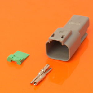 DT Series 2 Way Receptacle Connector Kit DT04-2P