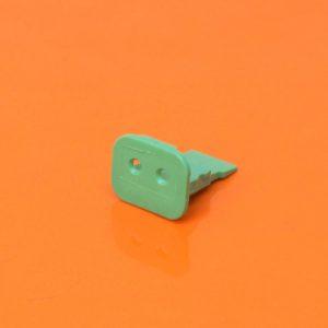 2 Way Plug Wedgelock W2S-P012