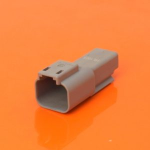 2 Way Receptacle Housing DT04-2P