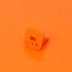 6 Way Plug Wedgelock W6S