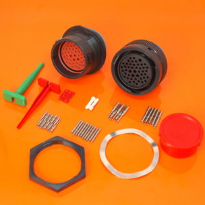 Deutsch HDP20 Series 47 Way Plug & Receptacle Connector Kit