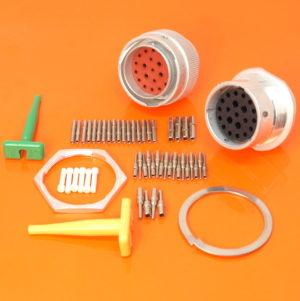 Deutsch HD30 Series 21Way Connector Kit