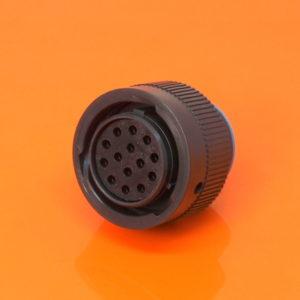 Deutsch HDP20 Series 14 Way Circular Plug Housing - HDP26-18-14SE