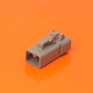 DTP Series 2 Way Plug Housing – DTP06-2S