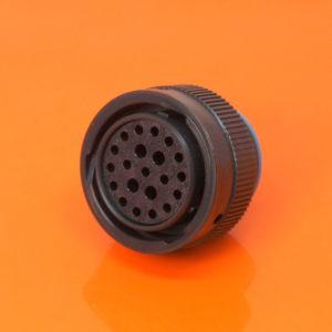 Deutsch HDP20 Series 21 Way Circular Plug Housing - HDP26-24-21SE