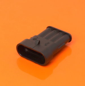 AMP Superseal 4 Way Female Housing 282106-1