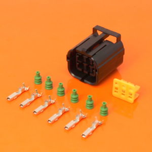 6 Way Female Econoseal Connector Kit