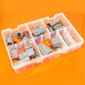 Deutsch DT Series Grey Assorted Box 144 Pieces