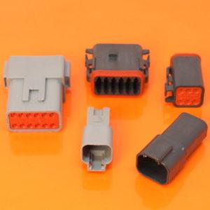 DT Series Connector Housings