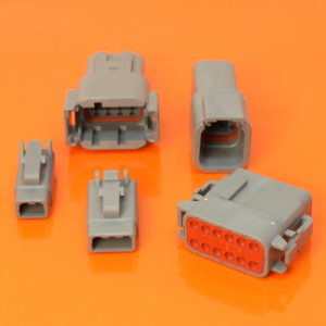 DTM Series Connector Housings