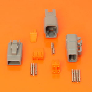 DTM Series Connector Kits