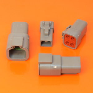 DTP Series Connector Housings
