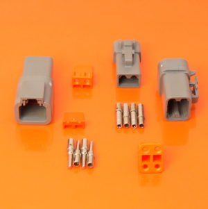 DTP Series Connector Kits