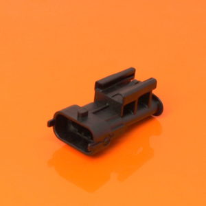 Bosch 2 Way Male Connector Housing 1928404227