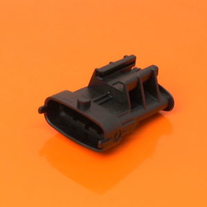 Bosch 5 Way Male Connector Housing 1928405136