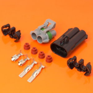 Metri Pack 630 Series 2 Way Connector Kit