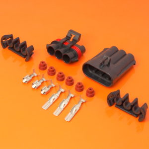 Metri Pack 630 Series 3 Way Connector Kit