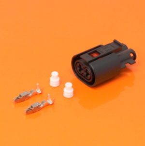 VAG 2 Way 2.8mm Connector Kit 357 973 202